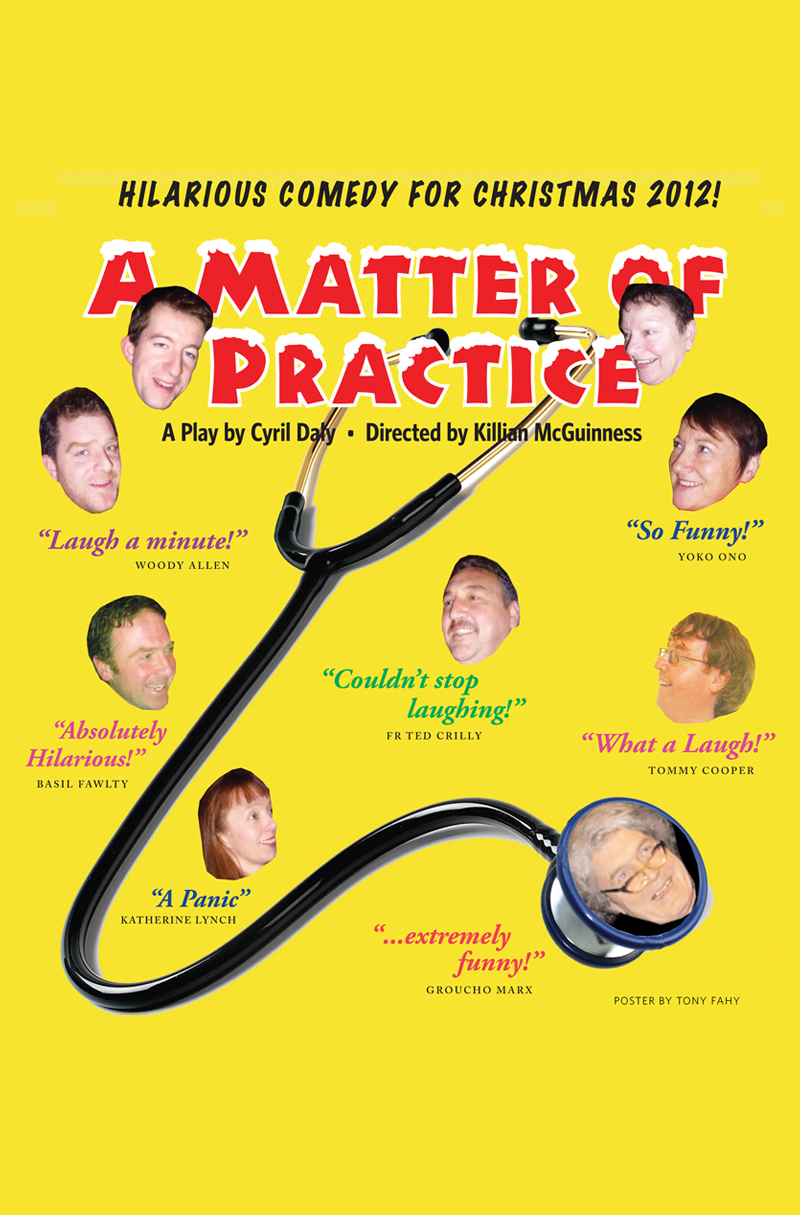 A Matter of Practice | Corn Mill Theatre Group