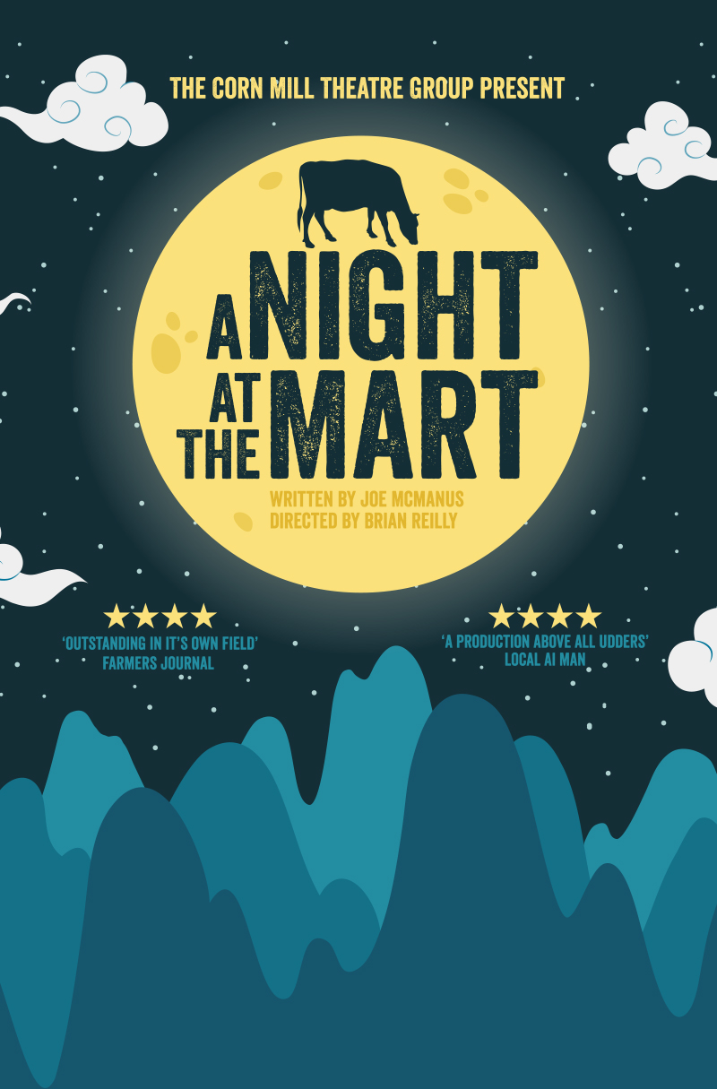A Night at the Mart | Corn Mill Theatre Group