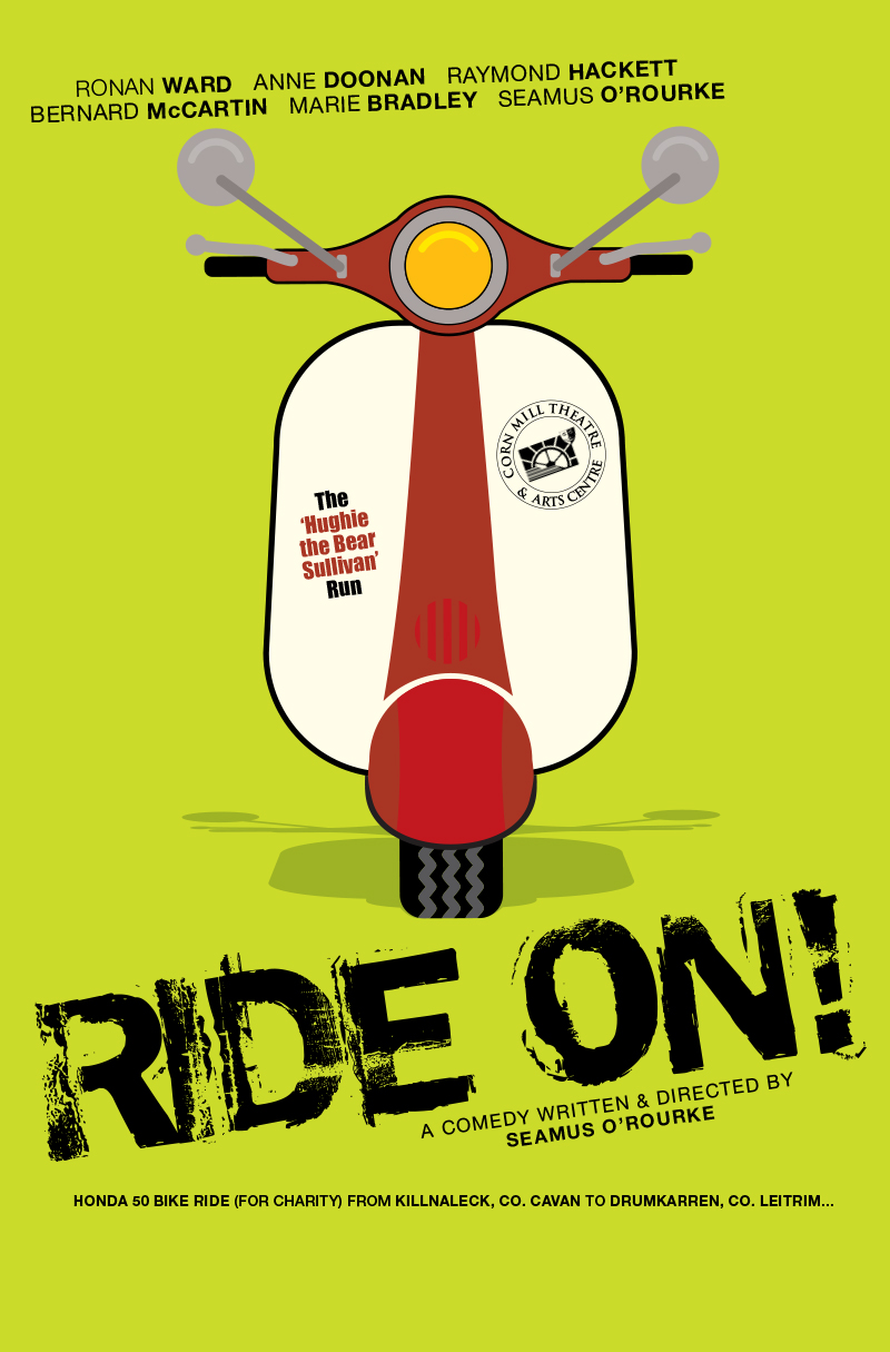Ride On! | Corn Mill Theatre Group