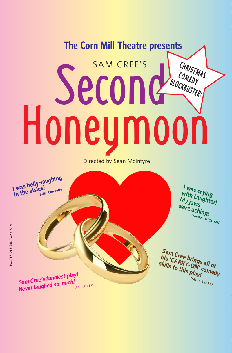 Second Honeymoon | Corn Mill Theatre Group