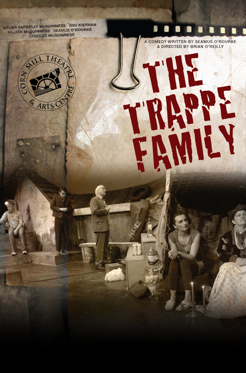The Trappe Family | Corn Mill Theatre Group