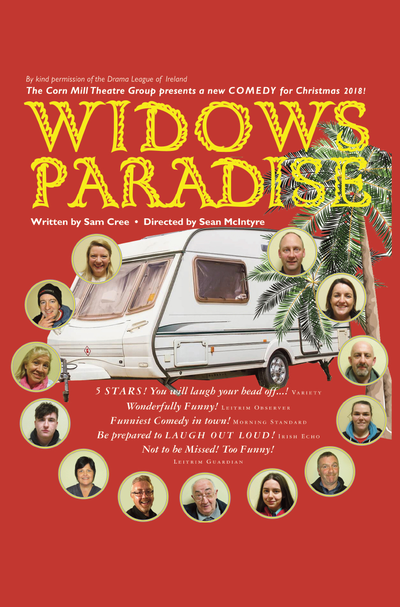 Widows Paradise | Corn Mill Theatre Group