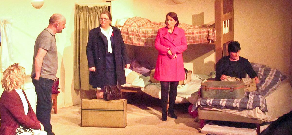 Widows Paradise | Corn Mill Theatre Group