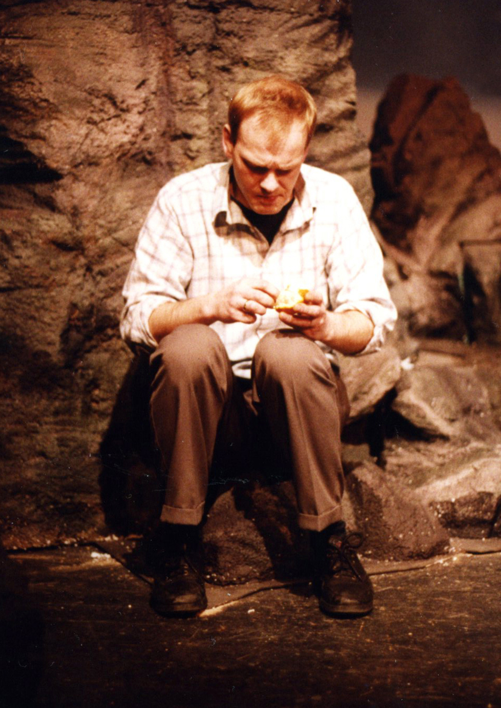 The Gentle Island | Corn Mill Theatre Group