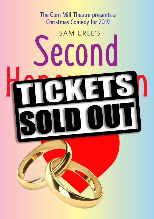 Second Honeymoon | Corn Mill Theatre Group