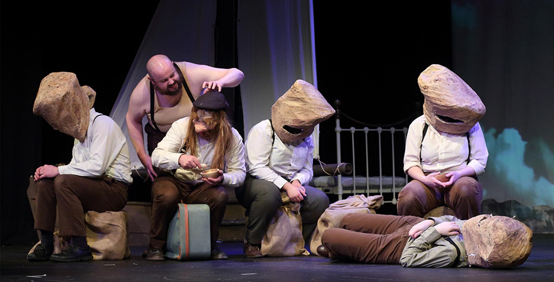 On Broken Wings | Corn Mill Theatre Group