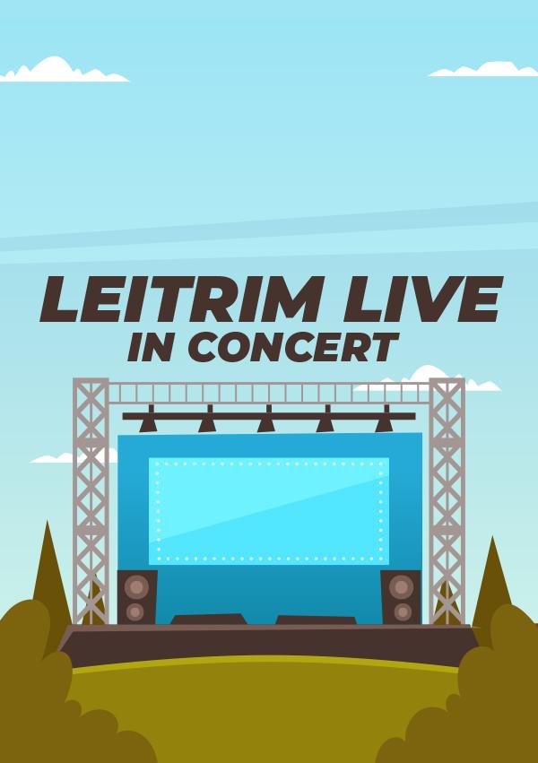 Poster-Leitrim Live   Corn Mill Theatre Group
